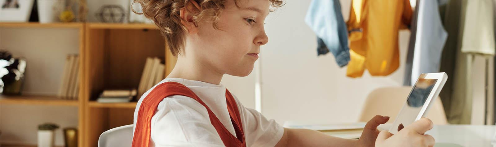 Hoe beveilig je mobiele apparaten voor kinderen?
