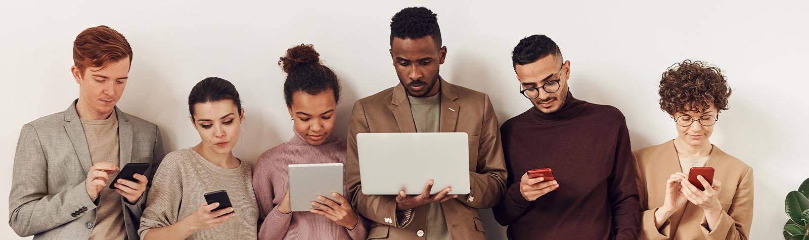 Hoe behoud je privacy op mobiele apparaten?
