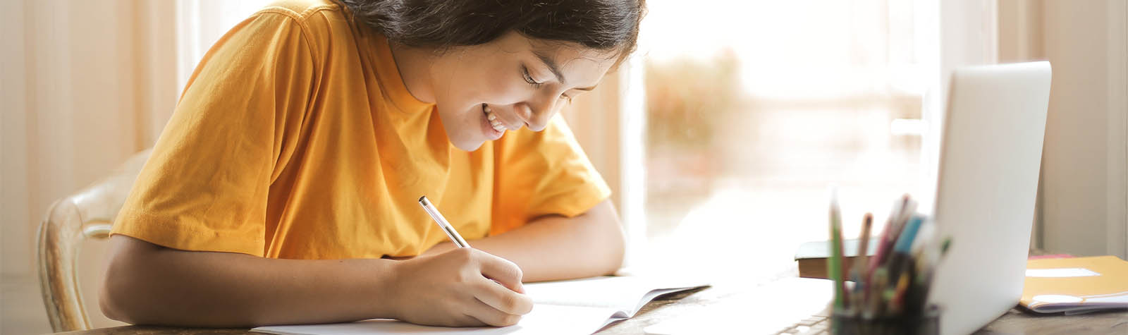 Online veilig het nieuwe school- of studiejaar in