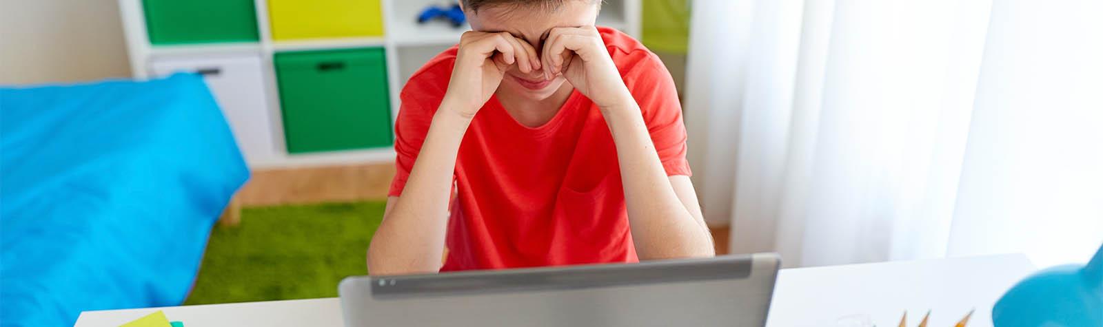 Wordt jouw kind online gepest?